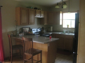 Kitchen Before  | Fairhome Road